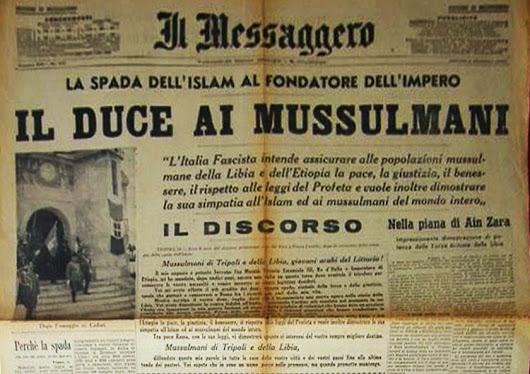 Duce ai musulmani PP