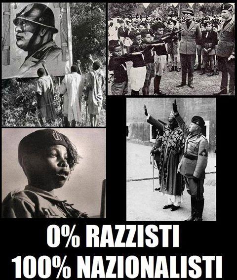 camice nere razzismo stop